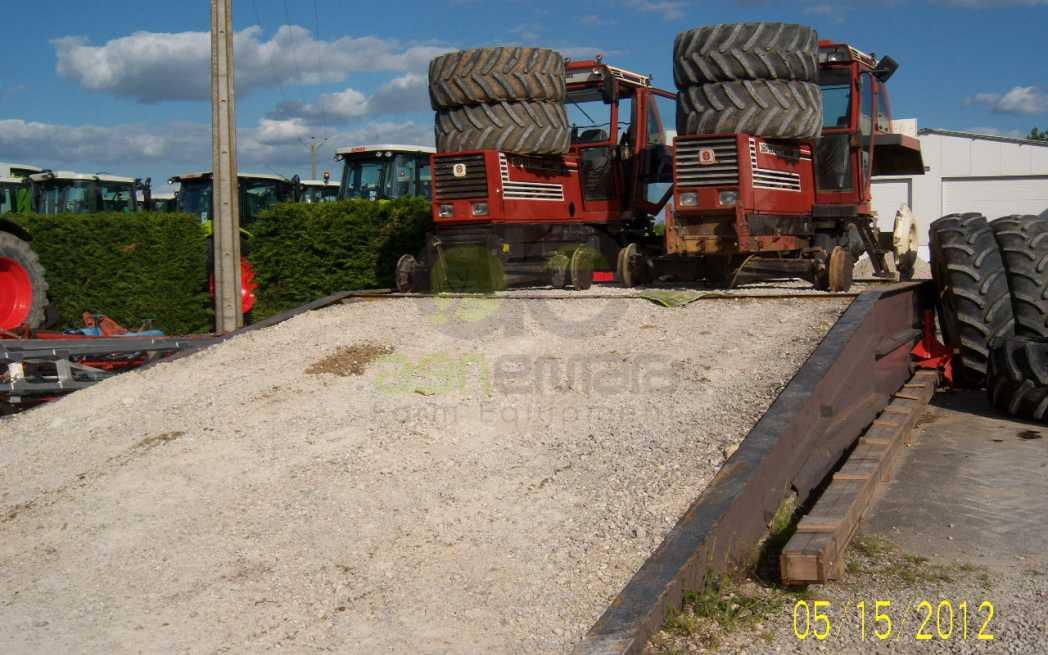 Loading equipment