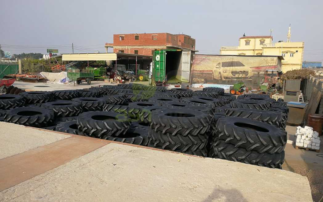 TYRES LING LONG
